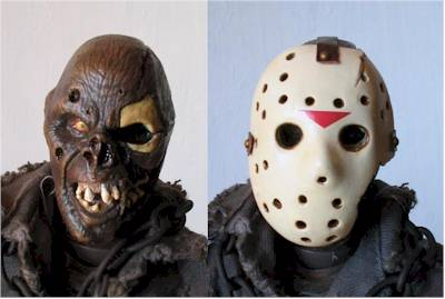 Jason Part 7 & Jason Part 7 action figure - Another Toy Review by Michael Crawford ...