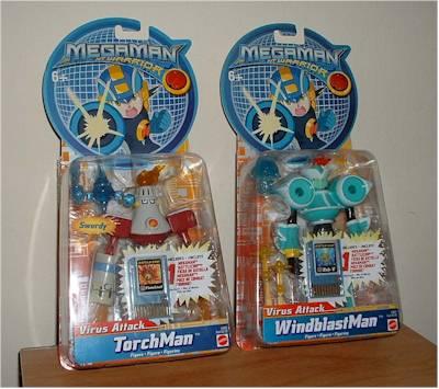 Mega Man Nt Warrior Toys 93