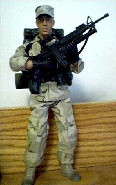 den gode soldat sweek
