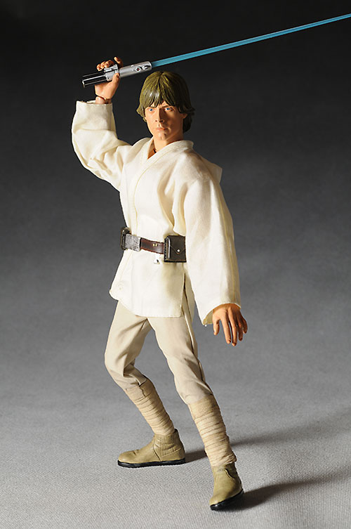 Sideshow Star Wars Episode IV Luke Skywalker action figure