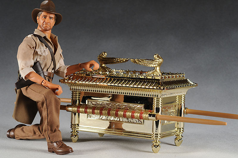 Indiana Jones Ark of the Covenant from Hasbro