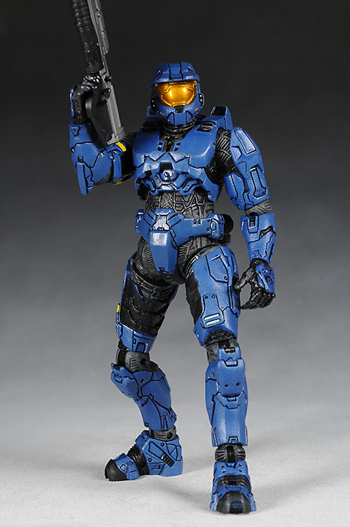 "McFarlane Toys Halo 3 12"" Mark VI action figure"