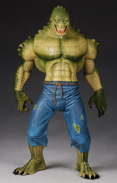 Review Killercroc on Dc Universe Killer Croc Toys