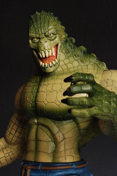 Review Killercroc on Dc Universe Killer Croc Toys