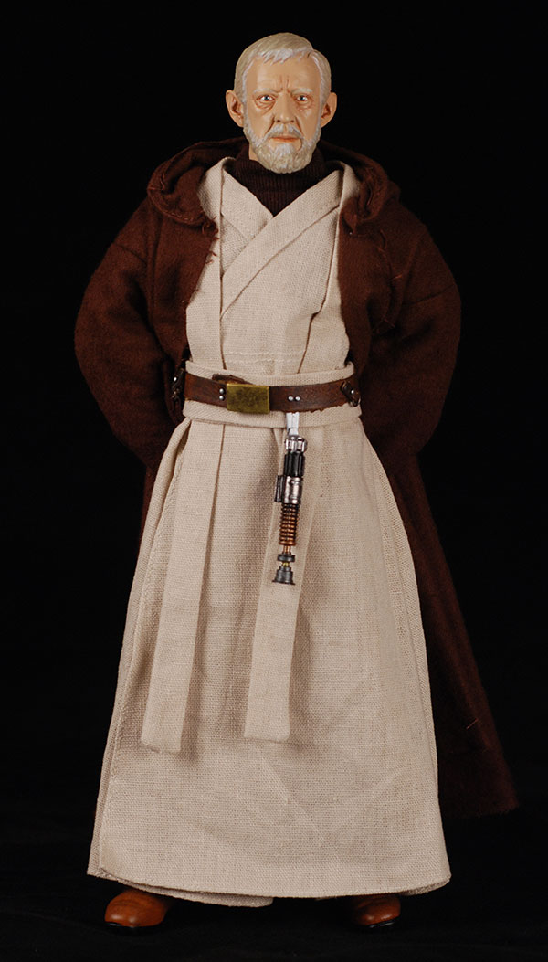 Star Wars Obi-Wan Kenobi action figure by Sideshow