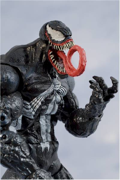 Marvel Icons Venom Action Figure Another Toy Review By Michael