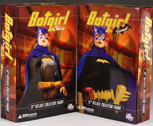 Classic DC Direct Deluxe 13 Inch Collectors Action Figure Batgirl