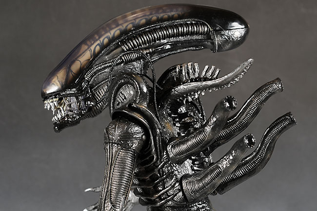 Alien action figure from NECA