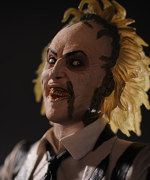 Beetlejuice 18 inch action figure from NECA