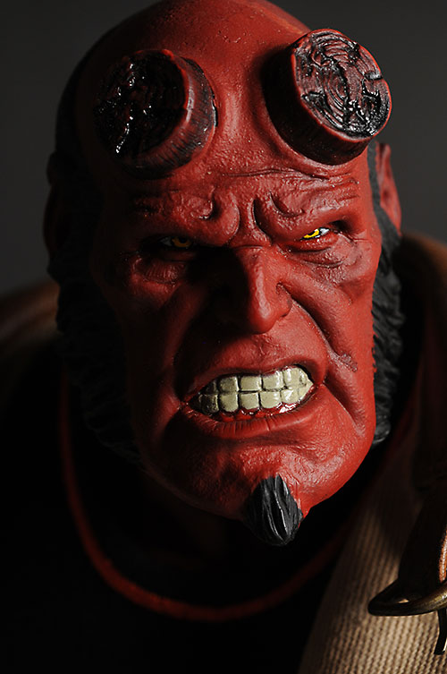 "Mezco 18"" Hellboy II action figure"