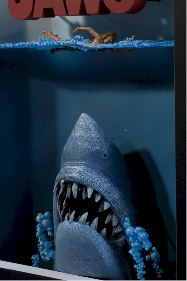 3-D Posters Jaws, Friday the 13th - Another Toy Review by Michael ...