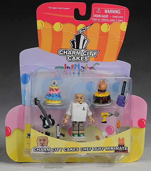 Ace of Cakes Duff Goldman mini-mate