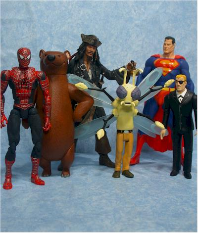 Adult Swim Series 1 Action Figures Another Toy Review By