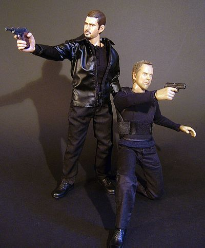 Tony Almeida 24 sixth scale action figure by Kunch