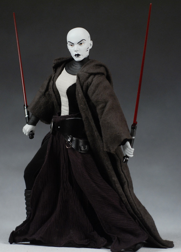 Sideshow Star Wars Ventress action figure