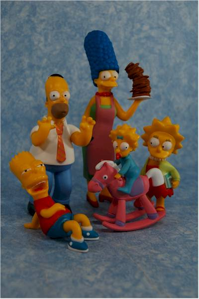 Bi Lo Stores >> Simpsons Collectible Figures action figures - Another Toy Review by Michael Crawford, Captain Toy