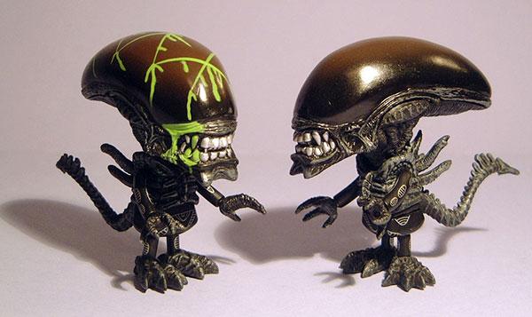 Cosplay Alien vs Predator action figure - Another Pop