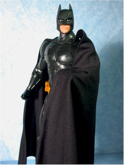 Action Cape Batman Action Figure Another Toy Review By