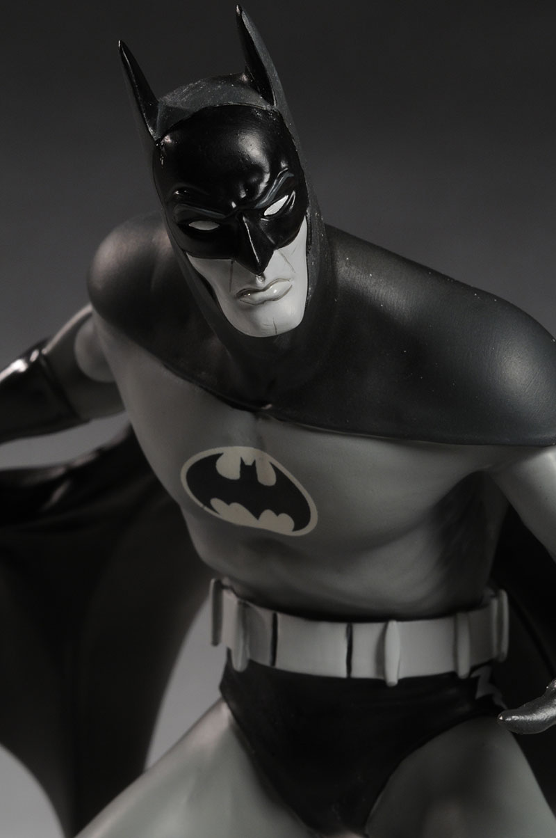 Jim Aparo Batman Black and White statue from DC Direct