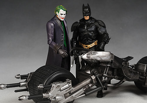 Mattel Movie Masters Batpod