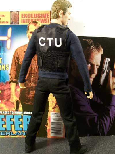 Jack Bauer action figure - Another Pop Culture Collectible