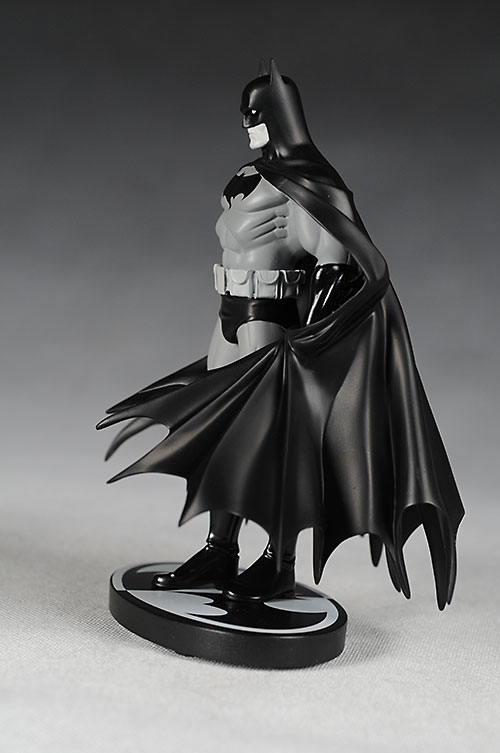 Batman Black and White George Perez statue