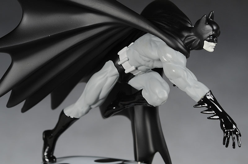 Batman Black and White Neal Adams statue