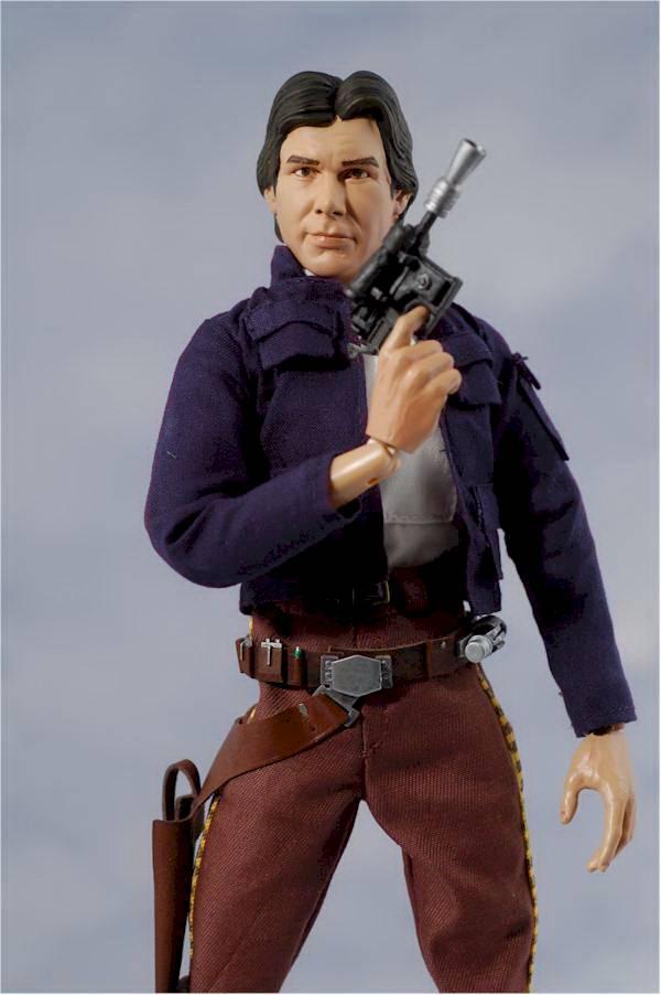 Han Solo Action Figure