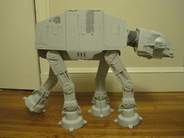 Star Wars AT-AT action figure vehicle by Hasbro