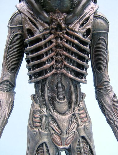 Alien Big Chap sixth scale action figure by Hot Toys