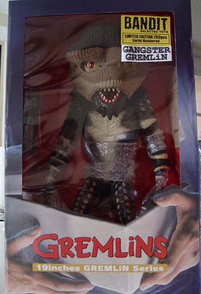 Jun Planning Gremlins vinyl action figures