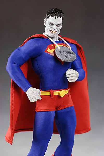 Deluxe Bizarro action figure - Another Pop Culture Collectible Review by Michael Crawford ...