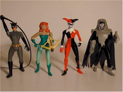 Catwoman Batman Cartoon. The cartoon broke ground,