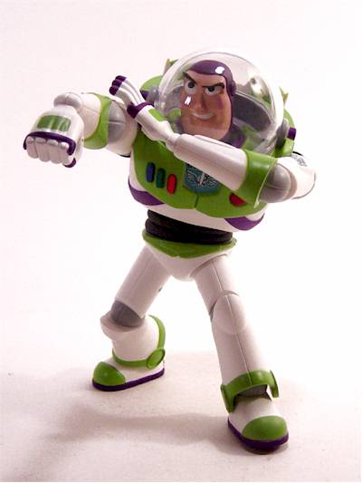 Buzz Lightyear Figure Another Toy Review By Michael