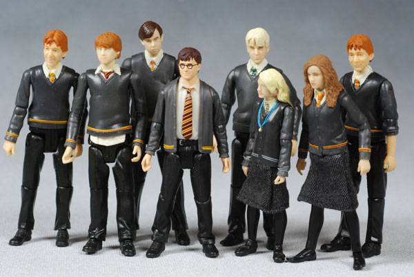 Best Harry Potter Toys And Figures : Harry potter action figures another pop culture