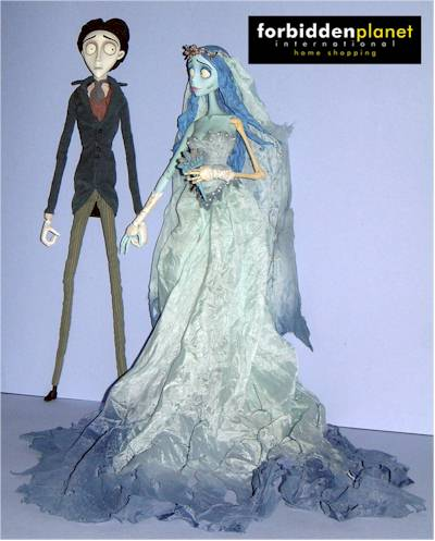Corpse Bride two pack - Another Pop Culture Review by Michael ...