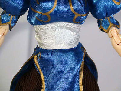 Chun-Li RAH action figure from Medicom Toys