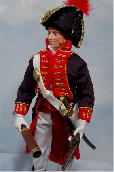 William Clark Costume The corps, william clark.