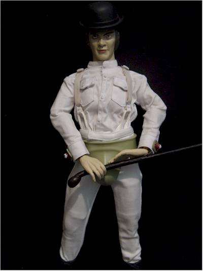 Clockwork Orange Alex Action Figure Another Toy Review