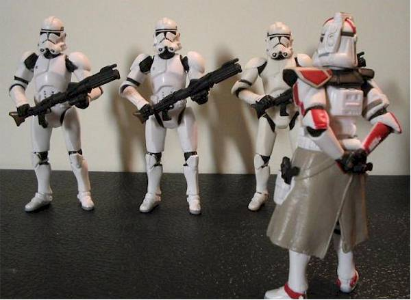 Toys Clone Troopers 43