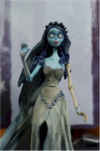 While the Corpse Bride is unlikely to ever become the cult favorite that