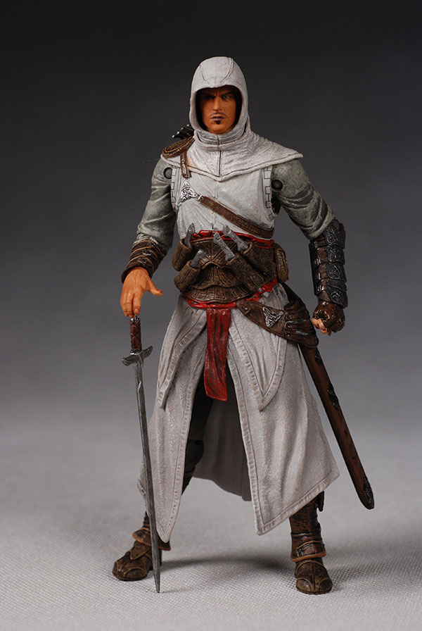 Assassin S Creed Altair Action Figure Another Pop Culture Collectible Review By Michael Crawford Captain Toy