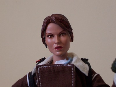 Tomb Raider Lara Croft action figure by Sideshow Collectibles