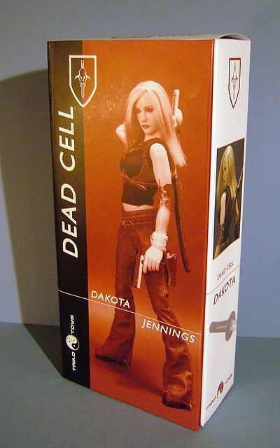 Dakota sixth scale action figure by Triad Toys