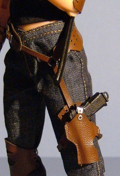 Dakota Jennings sixth scale action figure by Triad Toys