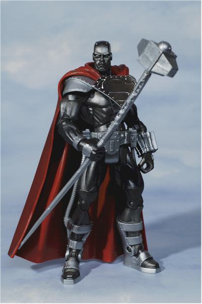 Dc Superheroes Parasite And Steel Action Figures Another