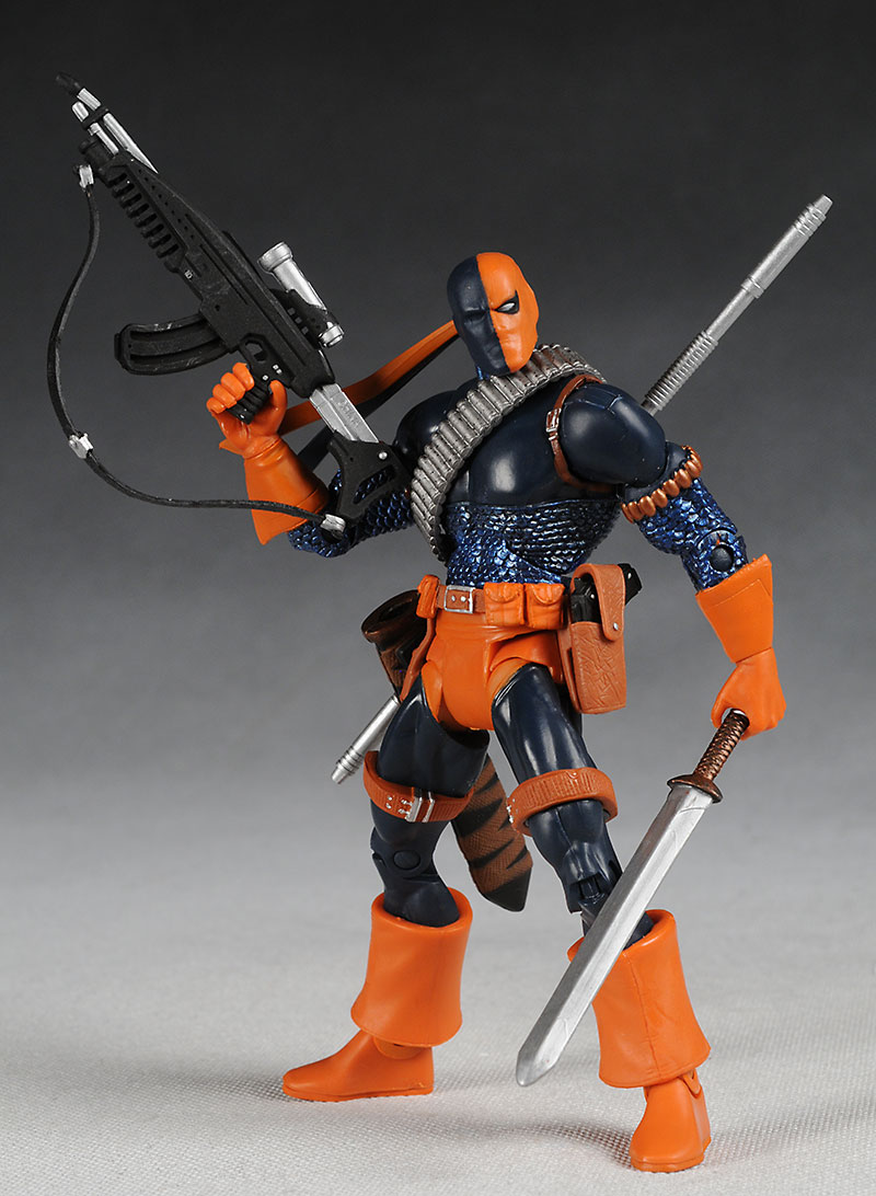 DC Universe Deathstroke action figure by Mattel