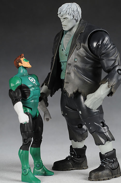 DC Universe Solomon Grundy action figure by Mattel