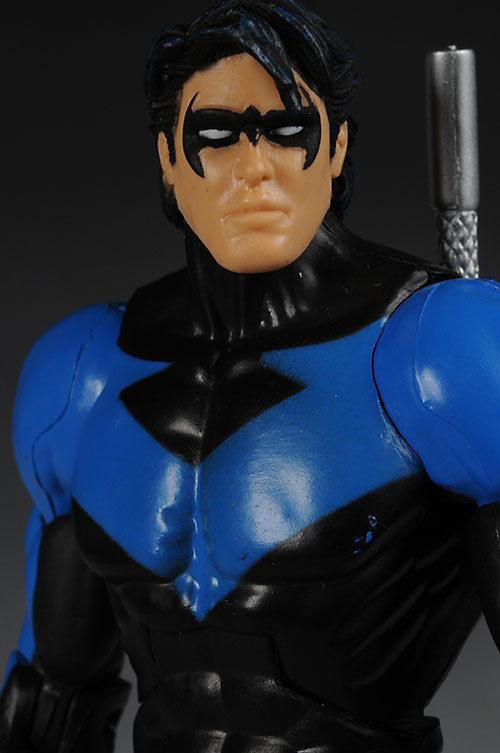 DC Universe series 3 action figures