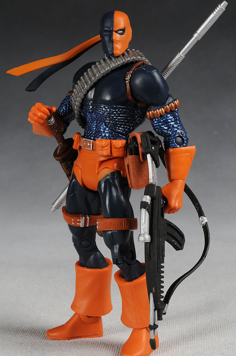 DC Unverse Classics Deathstroke action figure by Mattel